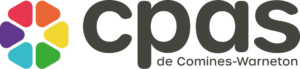 Logo du CPAS de Comines-Warneton