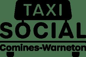 Logo du Taxi Social de Comines-Warneton